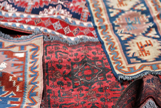 Clean Persian Rug Home Decor