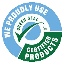 image of green seal certification
